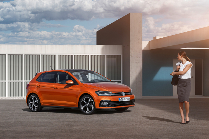 Volkswagen Polo New – фотография 1