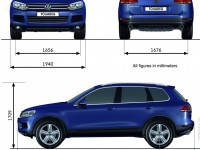 Volkswagen Touareg 2010 photo