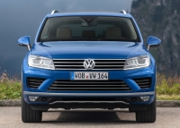 Volkswagen Touareg photo