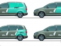 Volkswagen Touran 2010 photo