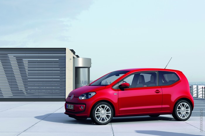 Volkswagen up! – фотография 1