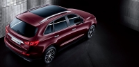 Zotye T600 photo