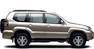 Toyota Land Cruiser Prado 120 �����������