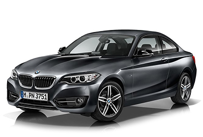 BMW 2 Series Coupe New
