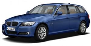 BMW 3 Series Touring 2008