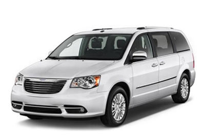 Chrysler Town&Country 2012