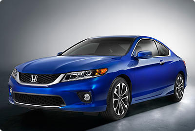 Honda Accord Coupe 2012