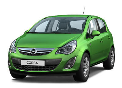 Opel Corsa 2011