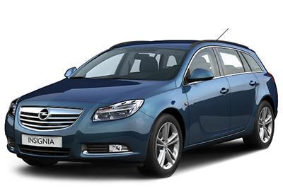 Opel Insignia Sports Tourer 2008