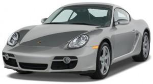 Porsche Cayman 2005