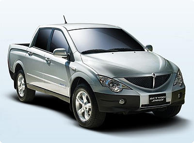 SsangYong Actyon Sport 2008