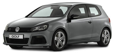 Volkswagen Golf R 2009