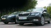 Renault Laguna vs Skoda Superb. Мечта дегустатора