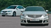 Honda Accord VII vs Honda Accord VIII. Академизация