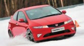 Mazda3 MPS vs Honda Civic Type-R vs Skoda Octavia RS. Пытка холодом