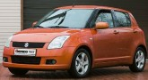 Suzuki Swift. Стрижи прилетели