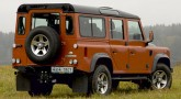 Уникальный Land Rover Defender Fire