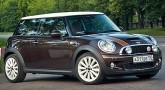 Mini Cooper S Mayfair.