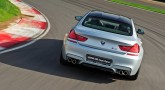Тест BMW M6 Gran Coupe на Moscow Raceway