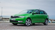 �������� ���������� ��������� ����� Skoda Rapid Spaceback